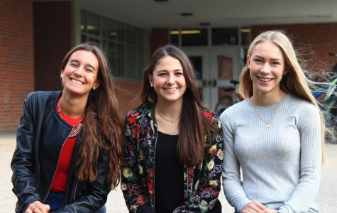 Q & A with three foreign exchange students