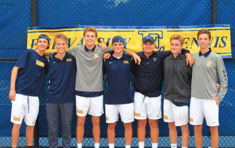 Boys tennis faces unexpected obstacles as the championship season approaches
