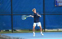 Boys tennis ends season on a high note