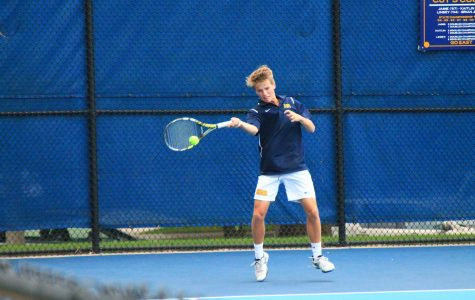 Boys tennis ends season on a high note