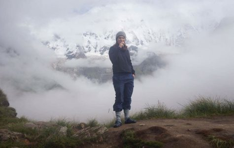Jill Woodhouse goes to Nepal for adventure