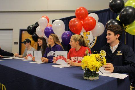 Five seniors athletes plan to commit to top universities on National Signing Day