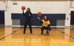 Siblings slay: Ivy's ball