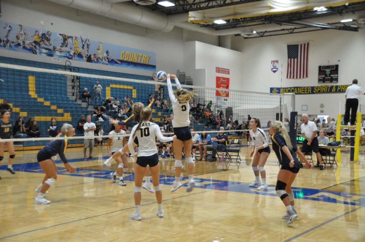 Girl's Volleyball seeks to stay undefeated