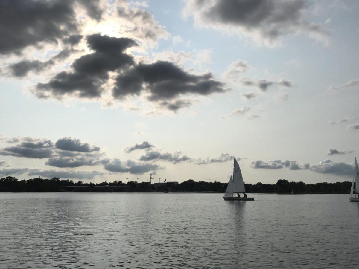 East's Sailing Team succeeds in Pontiac