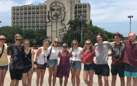 World Language Department hosts trips to Cuba