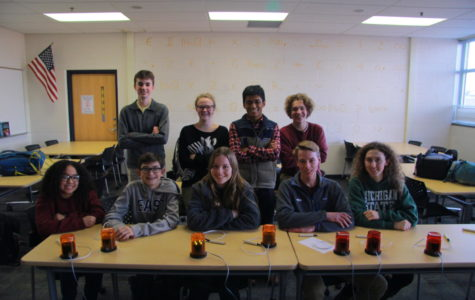 Quiz bowl team gears up for first national competition