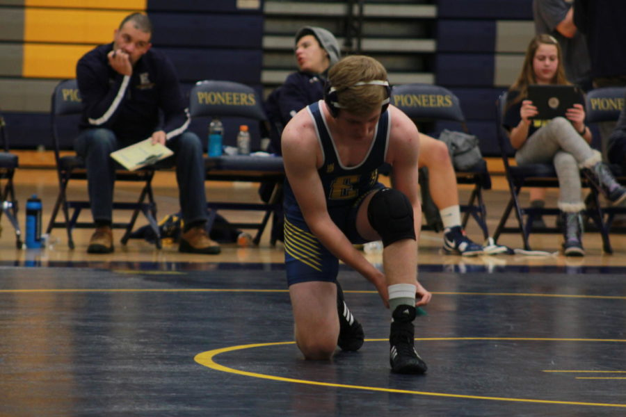 Wrestling team finds success with standout athletes