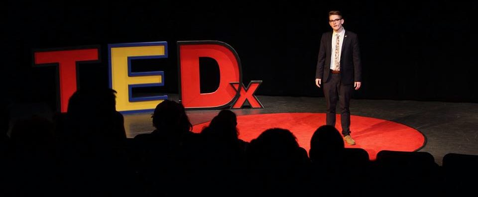 Annual TedX event showcases 5 talented speakers