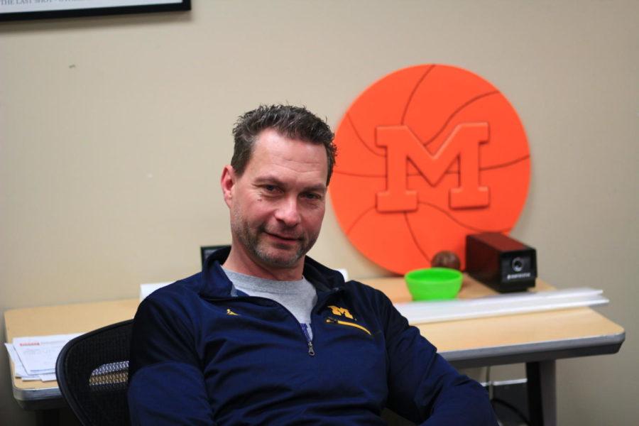 Beloved Gym and Team Games teacher Tompkins retires