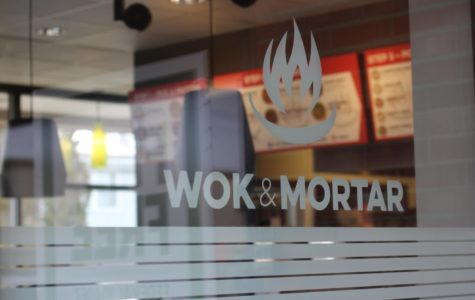 Wok on over to Wok & Mortar