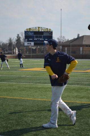 Boys Baseball looks forward to a successful spring season