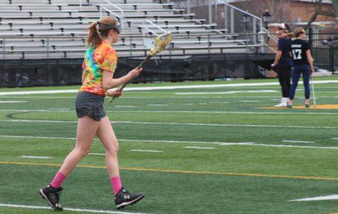 Underclassmen taking over girls varsity lacrosse