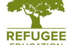 Students get involved in Refugee Education Center