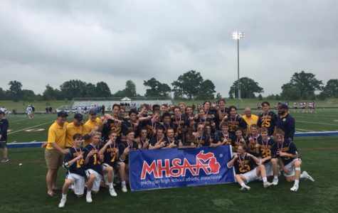 Proud moments for boys lacrosse
