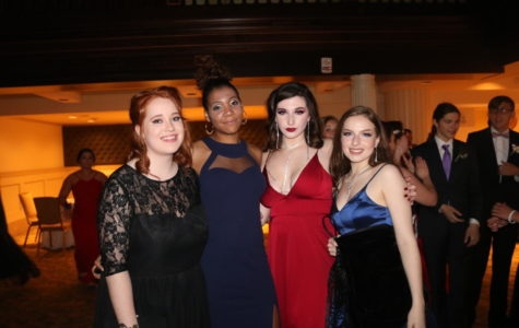 Students enjoy Prom 2018