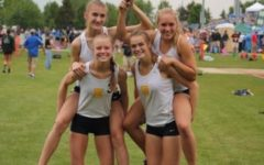 Girls Track and Field…future State champions?