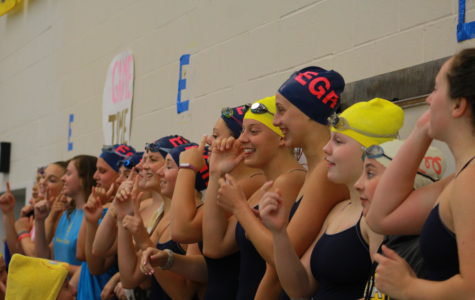 High expectations for Girls Swim and Dive