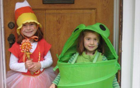 You never outgrow Halloween