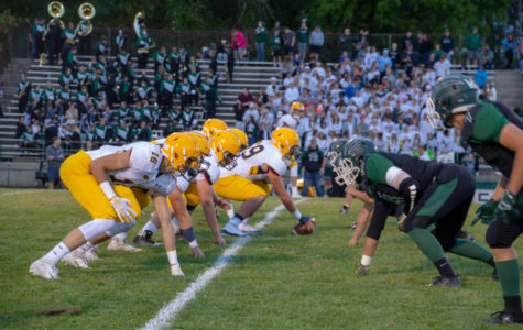 Football's season ends in a hard-fought game against Muskegon