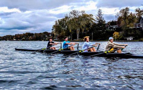 Crew wraps up their fall season