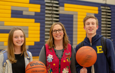 Carlson family gears up for basketball season