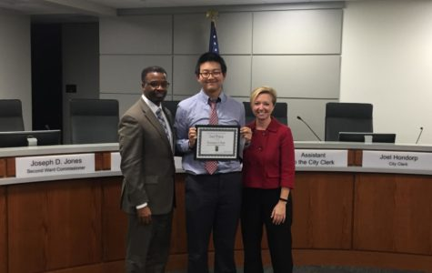 EGR student succeeds in essay contest