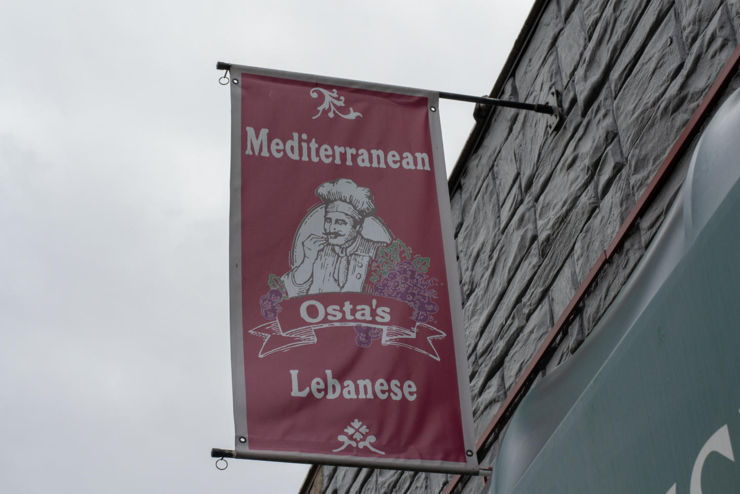 Osta's Lebanese Cuisine in Gaslight reopened in November after being closed due to an injury affecting their only chef, John Aouad.