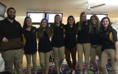 Girls bowling builds strong team camaraderie