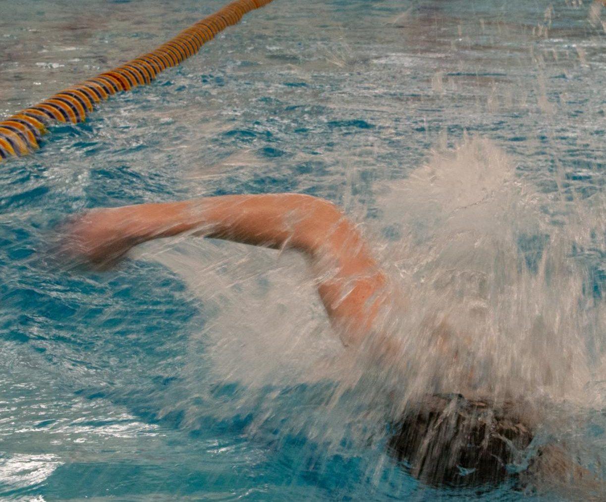 Boys swimming has had a strong season so far.