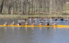 As the weather heats up, so does crew competition