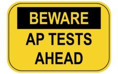 AP testing preparation