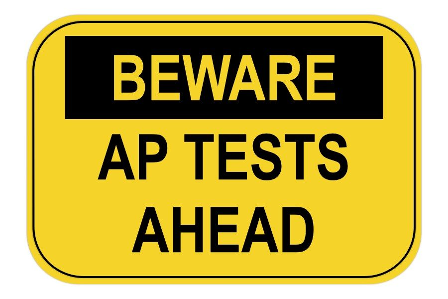 AP exams are rapidly approaching.
