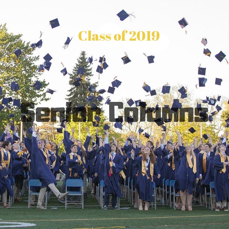 Senior Columns 2019