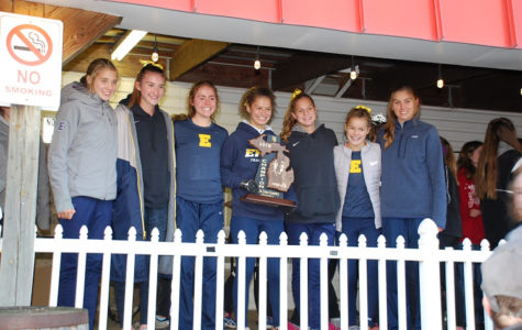 Girls Cross Country wins states, Boys take 7th