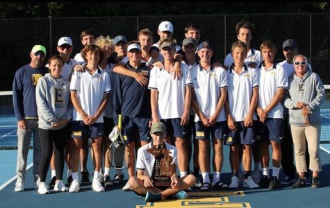 Boys Tennis Season Wrap-Up