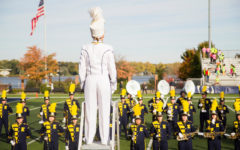 Marching band season has come to an end