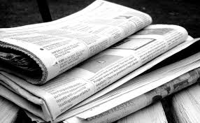 Is newspaper production a dying industry?