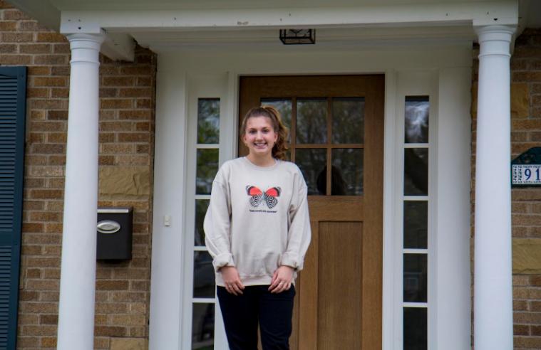 Front Porch Profile: Olivia Williams '22
