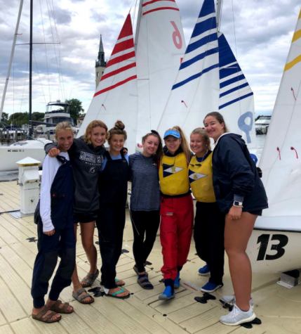 Sailing team prepares for a smooth sailing season