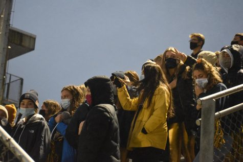 Homecoming week gives students a sense of normalcy in a COVID-19 school year