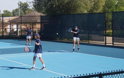 Boys Varsity Tennis season ends at State tournament
