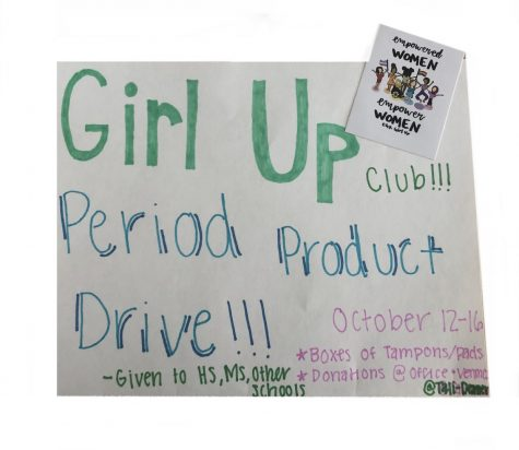 Girl Up Club: Empowering females in the school and the community