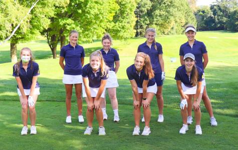 Girls Golf heads to the State Championship