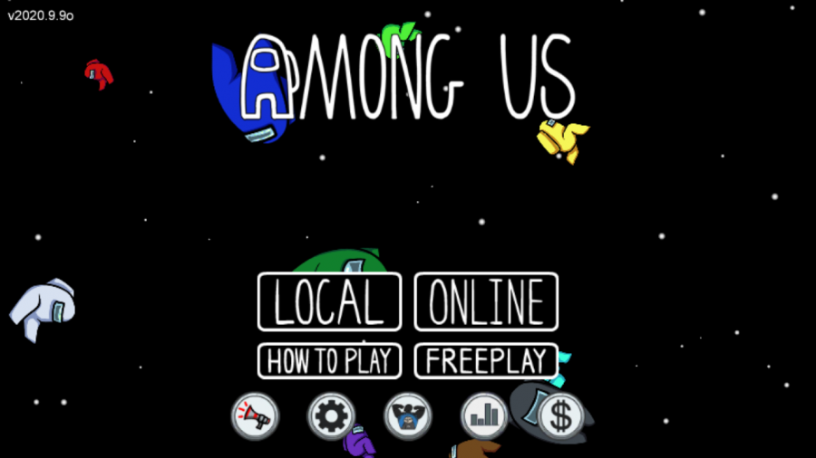 The student body is hooked on new Among Us video game