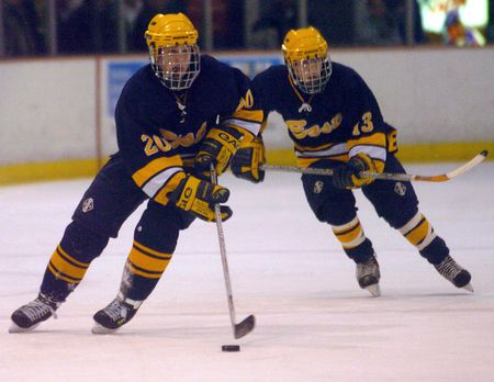 Luke Glendening: From EGR to the NHL