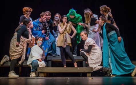 Fall play traditions carry on despite COVID-19 setbacks