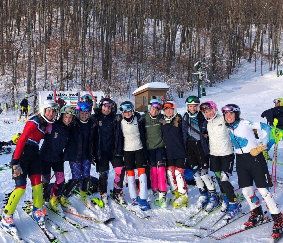 Ski team is ready to hit the slopes after a delayed start