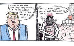 Editorial Cartoon: January 6, 2021